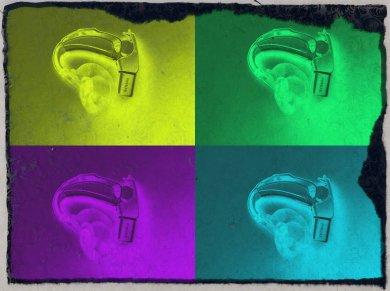 4 hearing aids
