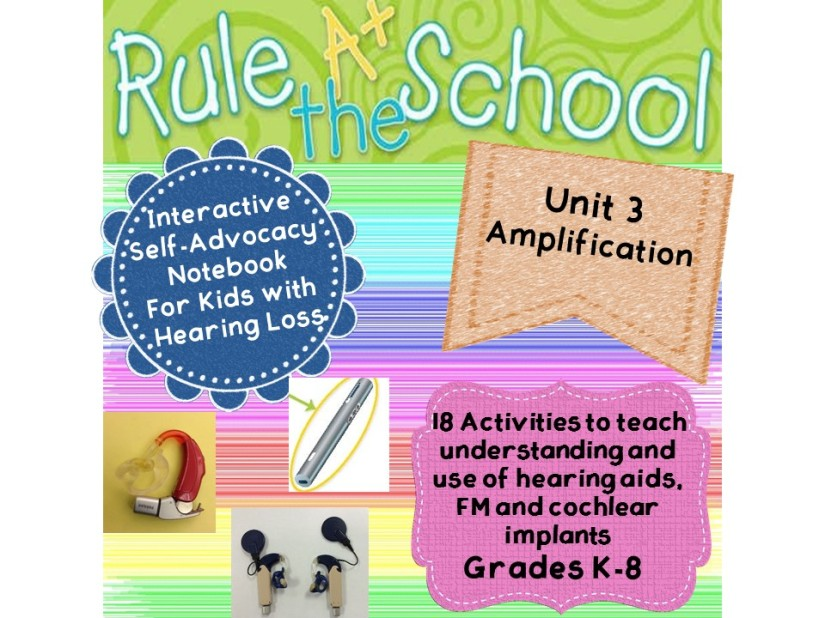 Check out Unit 3 –Amplification!